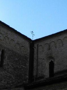 Banderuola sulla Chiesa Madre di AQUILEIA