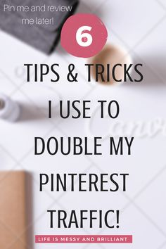 tips and tricks to gain more followers on pinterest
