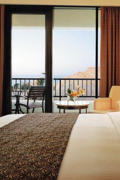 Bedroom views at shangri La Barr Aj Jissha in Oman