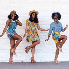 Our Pop Up Tour is in #LA! Come and shop beautiful african-inspired fashion at the California Market Center - Unit B567. We'll be here 10am - 6pm today and 11am to 9pm tomorrow. 🎉