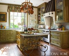 California Home with an Old World Attitude | Traditional Home