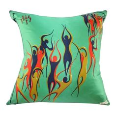 Shop decorative pillows at Chairish, the design lover's marketplace for the best vintage and used furniture, decor and art. Handmade Pillows, Decorative Pillows, Vintage Dance, Modern Pillows, Hand Weaving, Throw Pillows, Contemporary, Silk, Design
