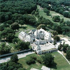 Oheka Castle (Long Island). The Location.