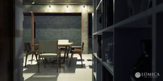 Residencial - Sao Paulo Conference Room, 3d, Table, Furniture, Home Decor, Architecture, Decoration Home, Meeting Rooms, Tables