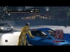 Watch Dogs - Lets Play - T -  bones Virus For CTOS