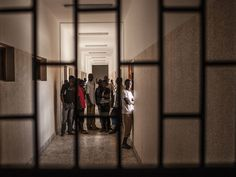 Migrants Captured In Libya Say They End Up Sold As Slaves : Parallels : NPR