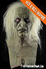 The Swamp Hag is a halloween mask offered by the experts at the Horror Dome. Find this and more halloween masks here! Scary Halloween Masks, Creepy Masks, Fall Halloween, Halloween Makeup, Halloween Decorations, Halloween Costumes, Halloween Witches, Zombie Makeup, Halloween Prop