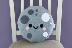 Love this pillow to the moon and back.