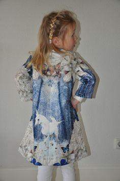 OOTD: sprookjesachtige eenhoorn jurk