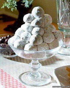 Noel Nut Balls Recipe
