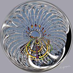 Amazing Circle - Ferris Wheel Santa Monica Pier.  Copyright Nancy Kirkpatrick Photography