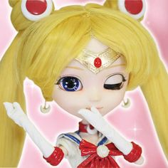 Sailor Moon Pullip doll comes out July! Retail price: 17,280円 Preorder at Premium Bandai