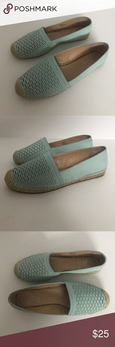 Vince Camuto espadrilles Perfect Vince Camuto espadrilles in great condition! Vince Camuto Shoes Espadrilles