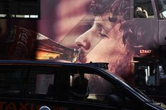 The Taxi Driver, Street Photography