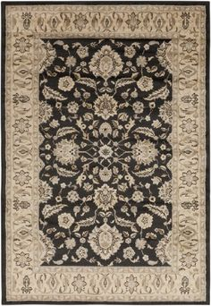 2' x 3' Egyptian Desert Rose Brown and Gray Shed-Free Area Throw Rug
