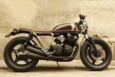 Bikez 1980 Cb750 Custom CB custom by Cafe