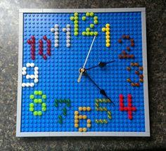 Simple Lego clock