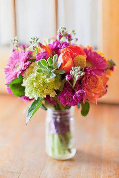 flores frescas!