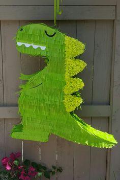 Cute Dino (T- Rex) Piñata.