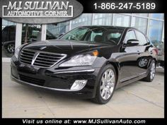 2012 Hyundai Equus Vehicle Photo in New London, CT 06320