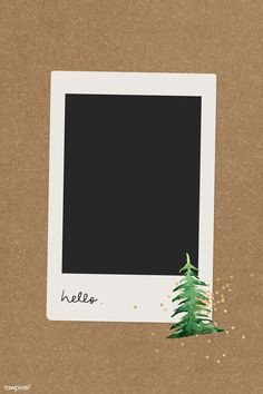 Photo Frame - Great Article With Plenty Of Insights About Photography Photo Christmas Tree, Christmas Tree Images, Christmas Frames, Christmas Tree Decorations, Creative Instagram Stories, Instagram Story Ideas, Polaroid Picture Frame, Instagram Frame Template, Photo Collage Template