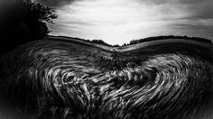 A dark way of nature
