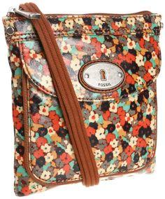 Fossil Key Per mini bag. Love this pattern.