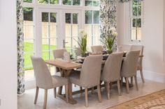 #AshgroveHomes #LambourneHouse #KohlerUK Case Study, Beautiful Homes, Building A House, Dining Chairs, House Ideas, Furniture, Home Decor, House Of Beauty, Decoration Home