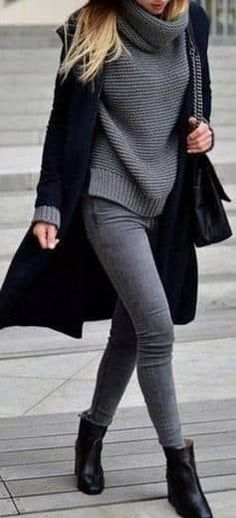 Fall winter trends We discover the fashion trends of the season to shop at Mango, Zara, Hm Winter Trends, Winter Ideas, Moda Casual, Casual Chic, Dress Casual, Casual Office, Formal Dress, Office Outfits Women Casual, Fall Office Outfits