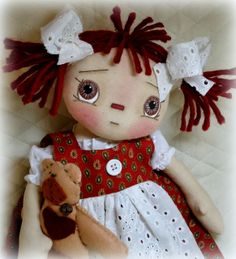 """all is bright crafts"" dolls"
