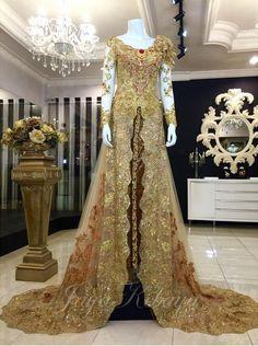 wedding dress kebaya modern lace 2016