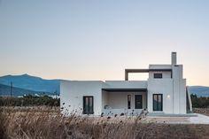 Kampos House,© George Messaritakis
