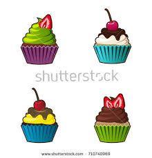 Pin Pada Cupcakes