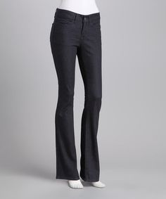 Take a look at this Evening Standard Slim Shaper Bootcut Jeans - Women by Yummie Tummie on #zulily today!