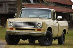 The Perfect Truck: 1975 International