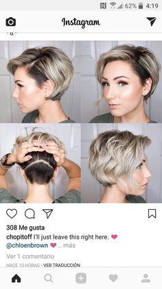 Elyshas hair