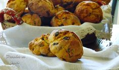 Sweet Bread, Deserts, Muffin, Food And Drink, Cookies, Breakfast, Brazilian Recipes, Portuguese, Diabetes