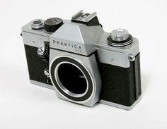 East German Pentacon DDR PRAKTICA LTL 35mm SLR Film Camera 42mm M42 Mount