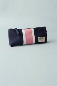 The Wansbeck Pencil Case from Jack Wills - back to school Inks! Stationery Pens, British Style, Jack Wills, Stationary, Birthday Gifts, Mens Fashion, Creative, Pencil Cases, Stuff To Buy