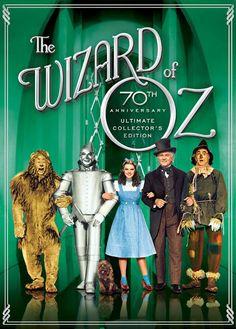 OLD MOVIE POSTER: The Wizard of Oz Yapım yılına göre görsel efektleri ile muhteşem bi film...