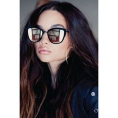 Quay australia super girl black silver designer sunglasses ($72) ❤ liked on Polyvore featuring accessories, eyewear, sunglasses, metal frame sunglasses, cat-eye glasses, cat eye glasses, vintage sunglasses and vintage cat eye sunglasses