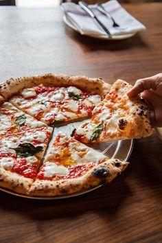 Bufalina Pizza in Austin, TX | Elizabeth Winslow for Camille Styles