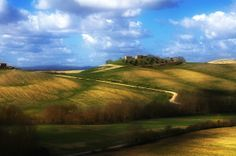 Internet e viaggi: Toscana, la via Francigena cerca quattro testimonial