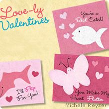 Make Wildlife-Themed Valentine Cards - National Wildlife Federation