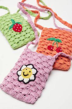 Cute Crochet, Crochet Motif, Crochet Designs, Crochet Crafts, Crochet Projects, Knit Crochet, Crochet Patterns, Crochet Coaster, Crochet Style