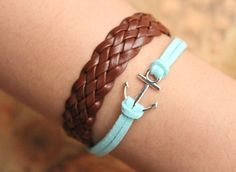 Fancy - Anchor Bracelet
