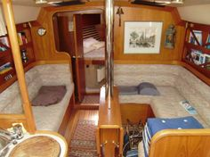 1992 Moody 425 Sail Boat For Sale - www.yachtworld.com