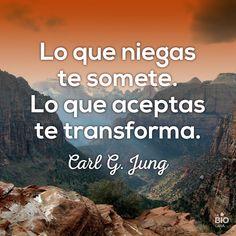 Carl Jung #vida #frases #quotes                                                                                                                                                      Más