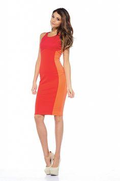 Girl On Fire Dress shopmodmint.com