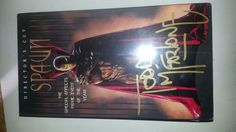 Signed Spawn VHS